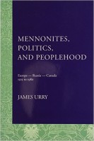 Mennonites peoples $ politics